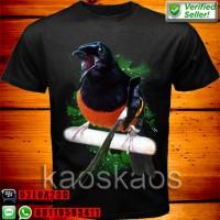 harga Kaos Burung Murai Batu Gacor Ukuran Xxl Tokopedia.com