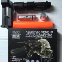 harga SENTER SWAT POLICE MINI TYPE C80/ SENTER BATU - SENTER SEPEDA Tokopedia.com