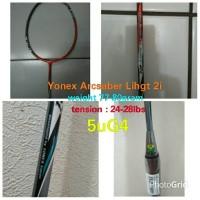 harga Raket Badminton Yonex Arcsaber Lihgt 2i ! Raket Ringan, 100% Original Tokopedia.com