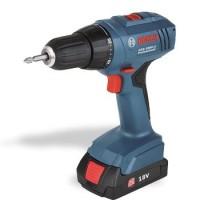 Mesin Bor Baterai / Cordless Drill 18 Volt Bosch GSR 1800 LI