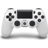 Stick Wireless PS4 Dual Shock Original Glacier White (Brand New)