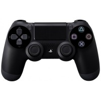 Stick Wireless PS4 Dual Shock Original Jet Black (Brand New)