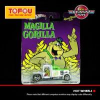 Convoy Custom - Hanna Barbera Magilla Gorilla - Hot Wheels - Mattel -