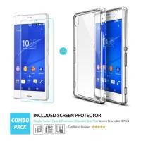 harga Ringke Fusion Sony Xperia Z3 - Clear - Smoke Tokopedia.com