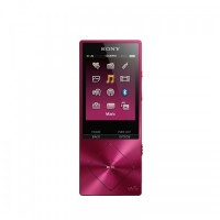 Sony High Resolution Audio Player Walkman NW-A25 - Bordeaux Pink