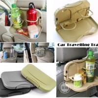 harga Folding Car Travel Dining Tray/rak Meja Lipat Makanan Minuman Di Mobil Tokopedia.com