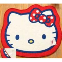 harga Keset Kepala Hello Kitty Tokopedia.com