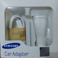 Car Adapter Charger Mobil Samsung 10.6w Galaxy S4 I9500 Note 2 N7100 O