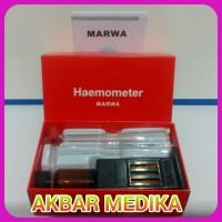 harga Hb Sahli Haemometer Marwa Atau Superior Tokopedia.com