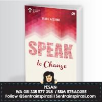 Speak To Change by Jamil Azzaini