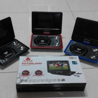 DVD Portable 7 In