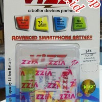 baterai battery batre hp advan vandroid star mini Vizz 1800 mAh