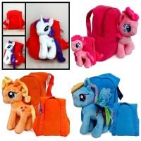 harga Tas Ransel Boneka My Little Pony (IMPORT) Tokopedia.com