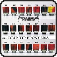 harga Drip Tips Epoxy Usa (nolli Stabwood Model) Katalok No. 85 - 180 Tokopedia.com