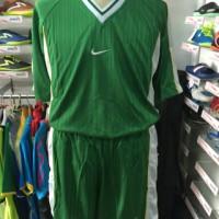 harga Jersey Kaos Kostum Team Futsal Sepakbola Nike Hijau Stelan Murah Tokopedia.com