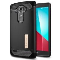 Spigen LG G4 Case Capsule Ultra Rugged  Black