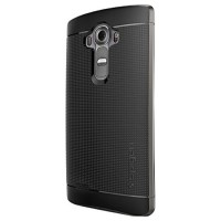 Spigen Neo Hybrid Case for LG G4 - Gunmetal