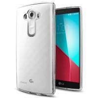 Spigen Ultra Hybrid Case for LG G4 - Crystal Clear