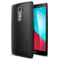 Spigen Thin Fit Case for LG G4  Smooth Black