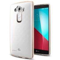 Spigen Ultra Hybrid Case for LG G4 - Champagne Gold