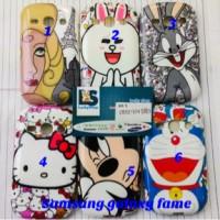 Silikon Disney Samsung Fame S6810 S6812 Samsung Galaxy Fame