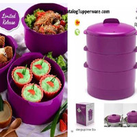 Tupperware Steam It (Purple)
