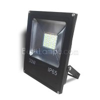 Lampu Led Sorot slim 30W Outdoor SMD - Flood Light LED
