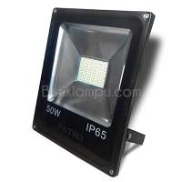 Lampu Led Sorot slim 50W Outdoor SMD - Flood Light LED