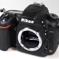 Kamera Nikon D750 Body Only, Camera Nikon D 750 BO, Full Frame 24MP