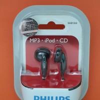 PHILIPS SHE1350 EARPHONE ORIGINAL / EARPHONE PHILIPS SHE1350