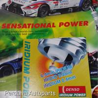 Busi Iridium Suzuki New Ertiga - Denso Ixuh22i