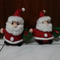 Boneka Sinterklas cop