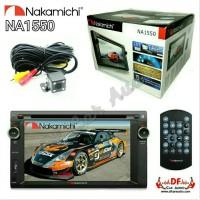 harga HU 2din Nakamichi NA1550 + Camera parkir [ DF Car Audio] Tokopedia.com