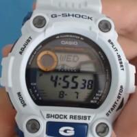 Casio G-Shock G-7900A-7- White - ORI