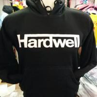 Jaket Hoodie DJ Hardwell - Black