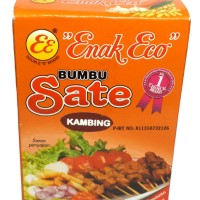 BUMBU SATE KAMBING ENAK ECO