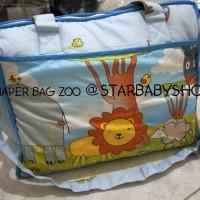 Tas Bayi Diaper Bag Zoo