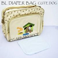 Tas Bayi BL Diaper Bag Cute Dog