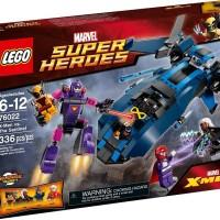LEGO 76022 X-men vs the sentinel - RETIRED ITEM
