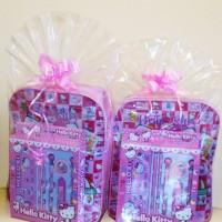 PLASTIK PARSEL 35x50 cm PACKING bening Paking souvenir ulang tahun OPP