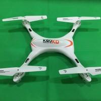 harga RC DRONE K60 KAI DENG X-FIGHTER 2,4GHZ 6-AXIS Tokopedia.com