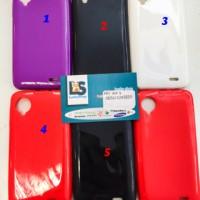 lenovo p780 soft jelly case silikon sarung casing cover p 780