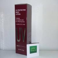 Body Lotion M2J dilengkapi dengan UV Protection