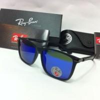 harga Rayban RB 4129 Kacamata Gaya Carbon Lensa Polarized Blue Lens Tokopedia.com