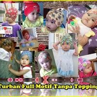 Jual Turban Baby Tanpa Hiasan Murah