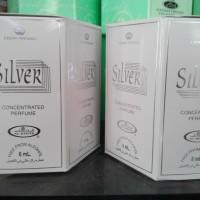Al Rehab Silver - Parfum non Alkohol 6ml