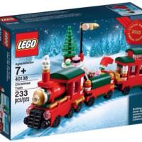 harga Lego Seasonal Exclusive 40138 : Christmast Train Tokopedia.com