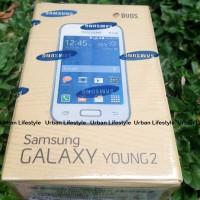 Samsung Galaxy Young 2 DUOS hitam SEIN BNIB