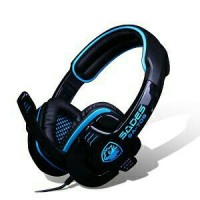 Sades Sa-708 Gpower Stereo Gaming Headset