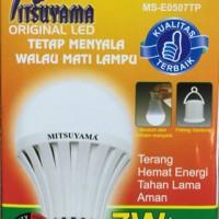 Bohlam LED Emergency